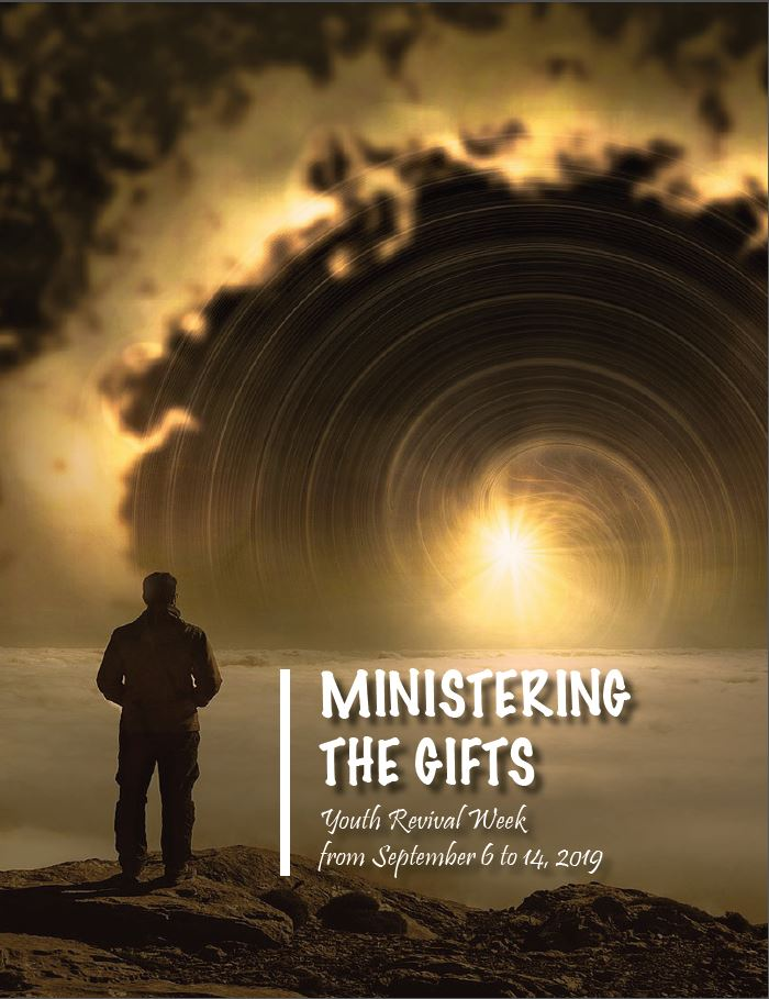 Ministering the Gifts – Youth Revival Week