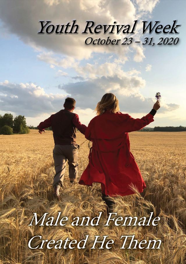Youth Revival Week October 23-31, 2020